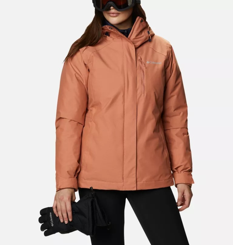 Best cheap ski jackets: Columbia