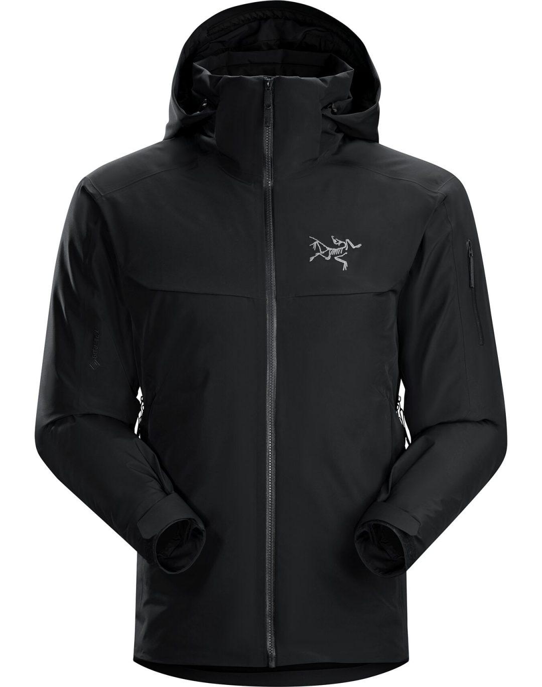 Luxury ski coat for men by Arc'teryx