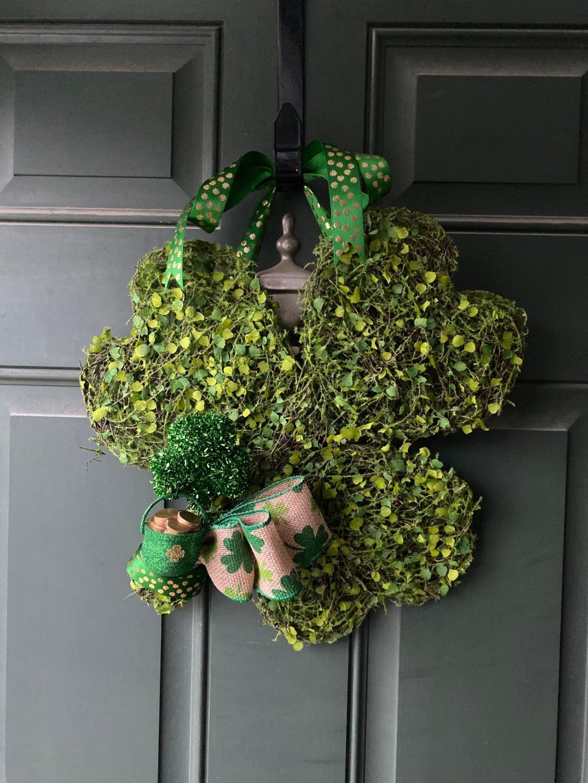 Shamrock wreaths