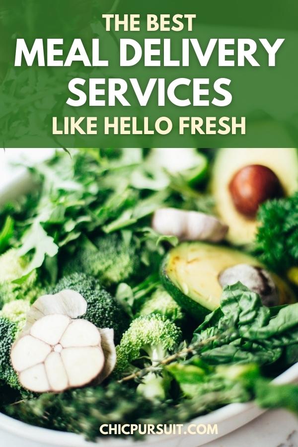 The best alternatives to Hello Fresh