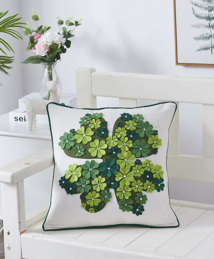 St. Patrick's Day cushion covers