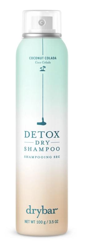 Drybar Coconut & Colada Detox Dry Shampoo