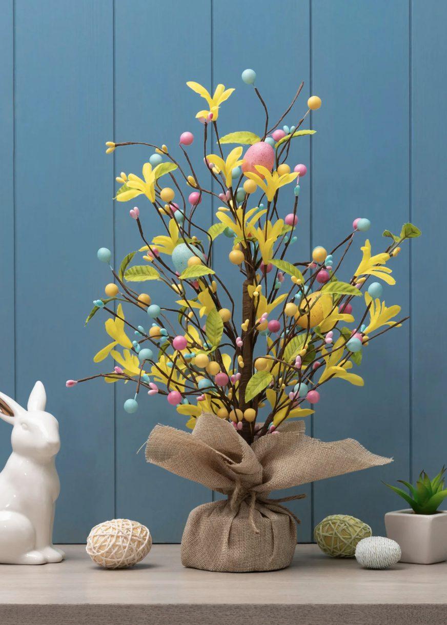 Cute Easter tree ideas