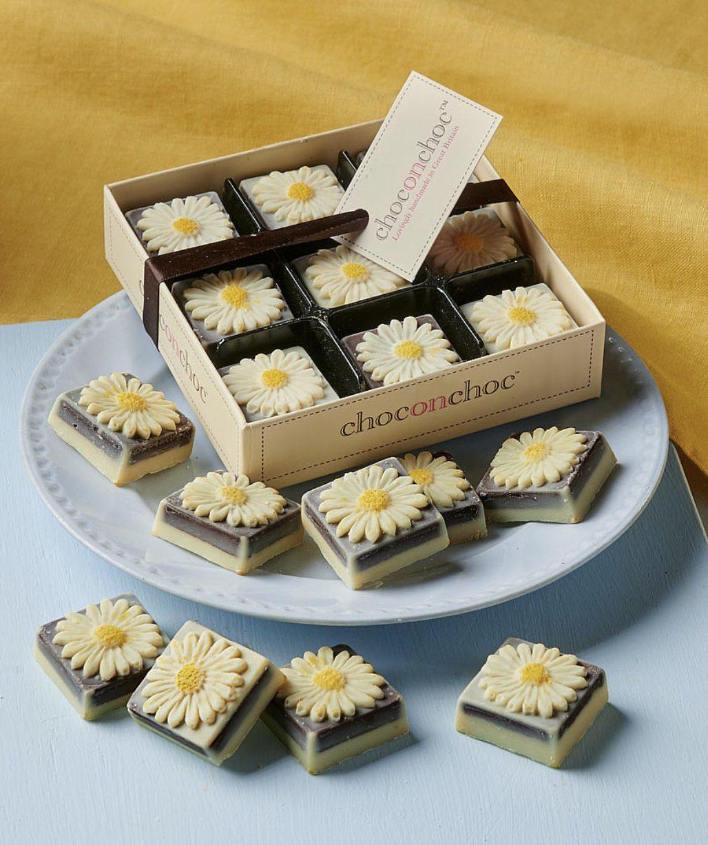 Handmade Daisy Chocolates