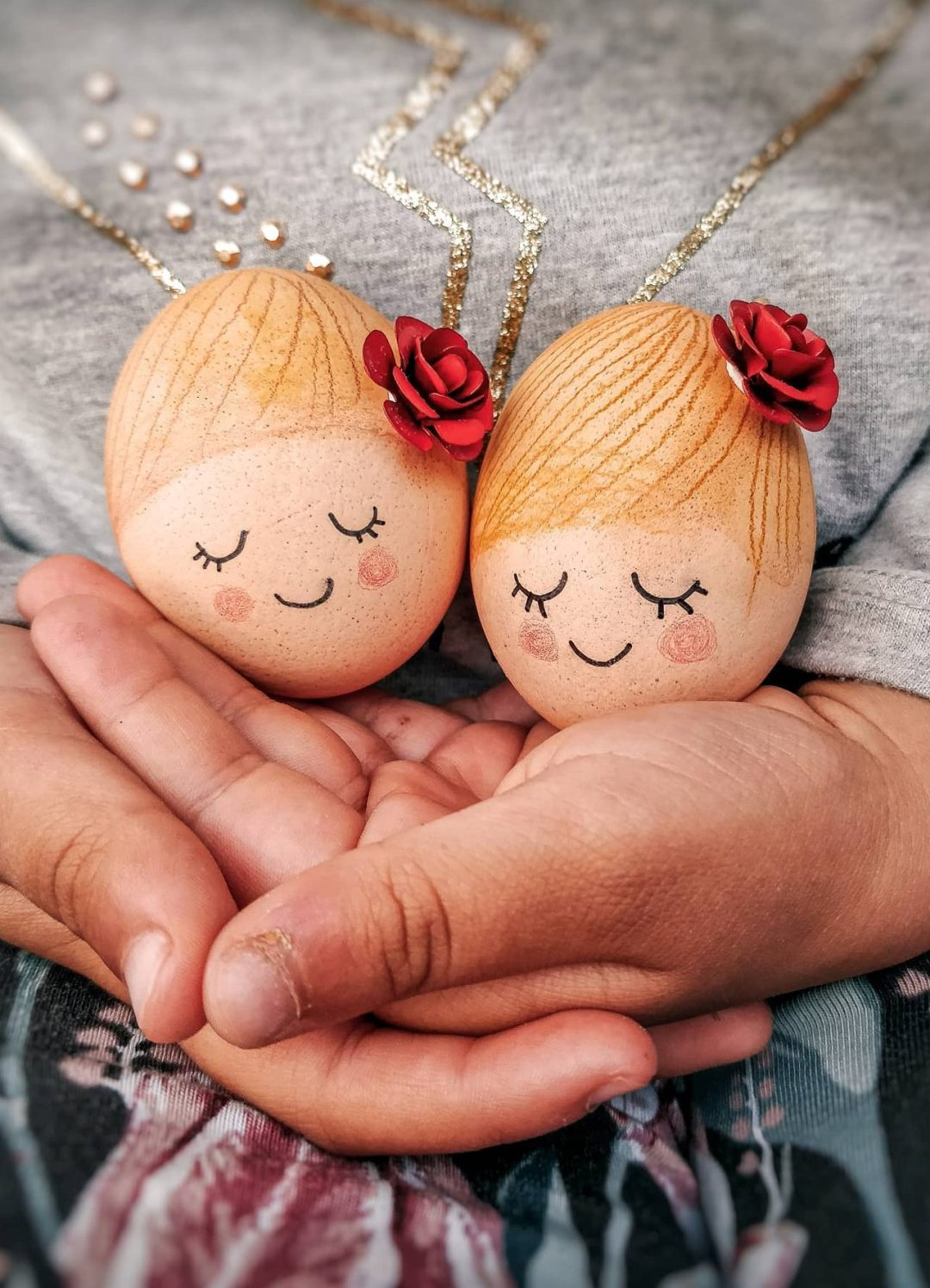 Cute and creative Easter egg decorating ideas