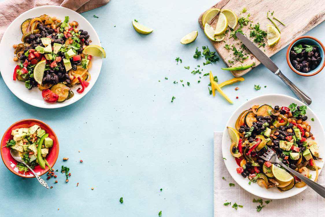 Healthy home meal kits with organic food: Sun Basket