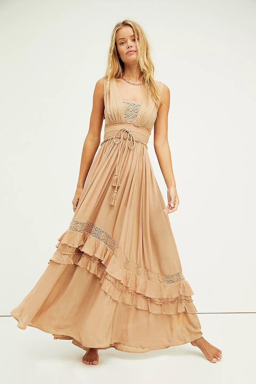 Romantic cottagecore dresses