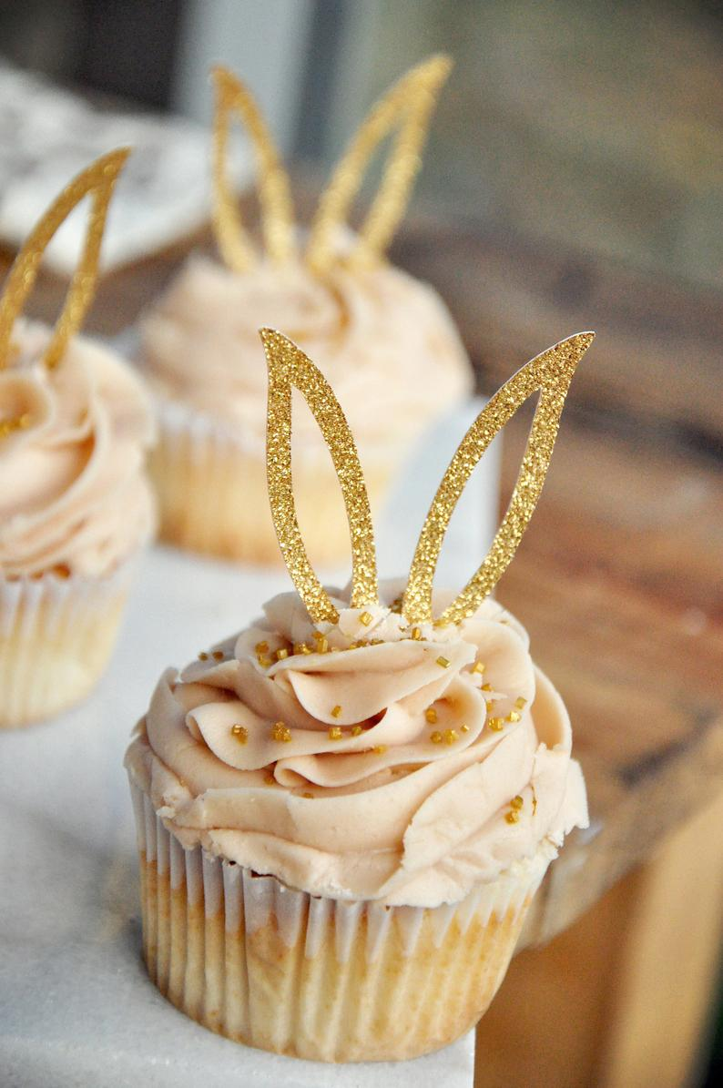 30+ Cute Easter Cupcakes That You'll Want To Try
