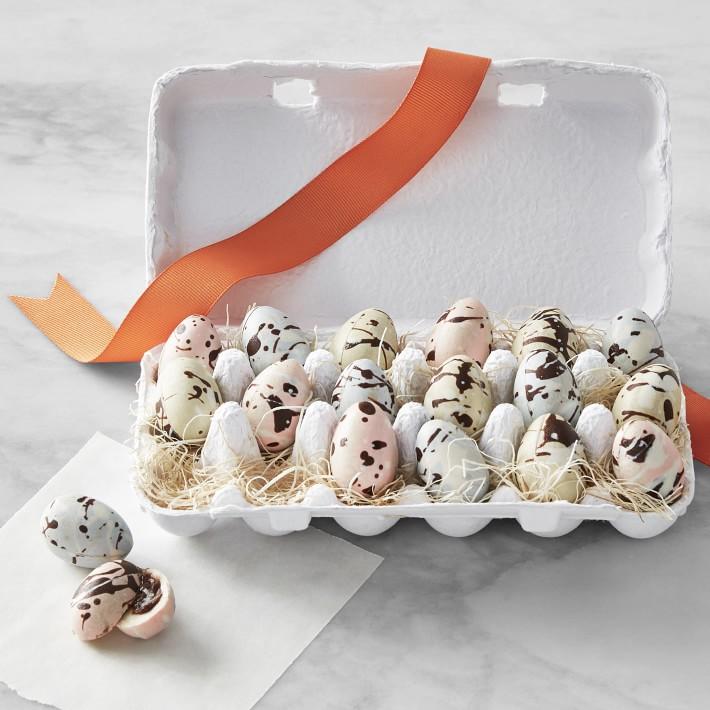 Pastel Mini Easter Egg Truffles