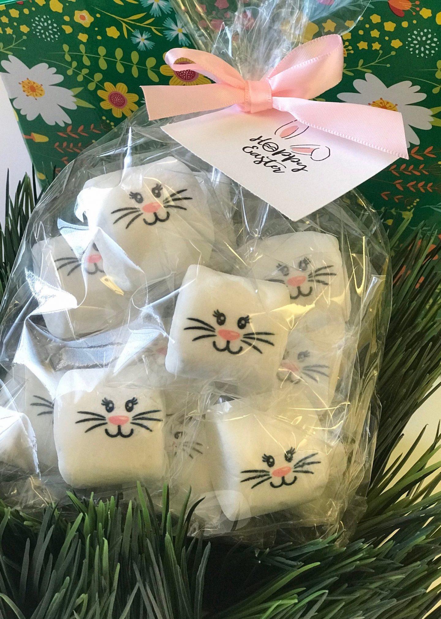 Cute Bunny Marshmallows