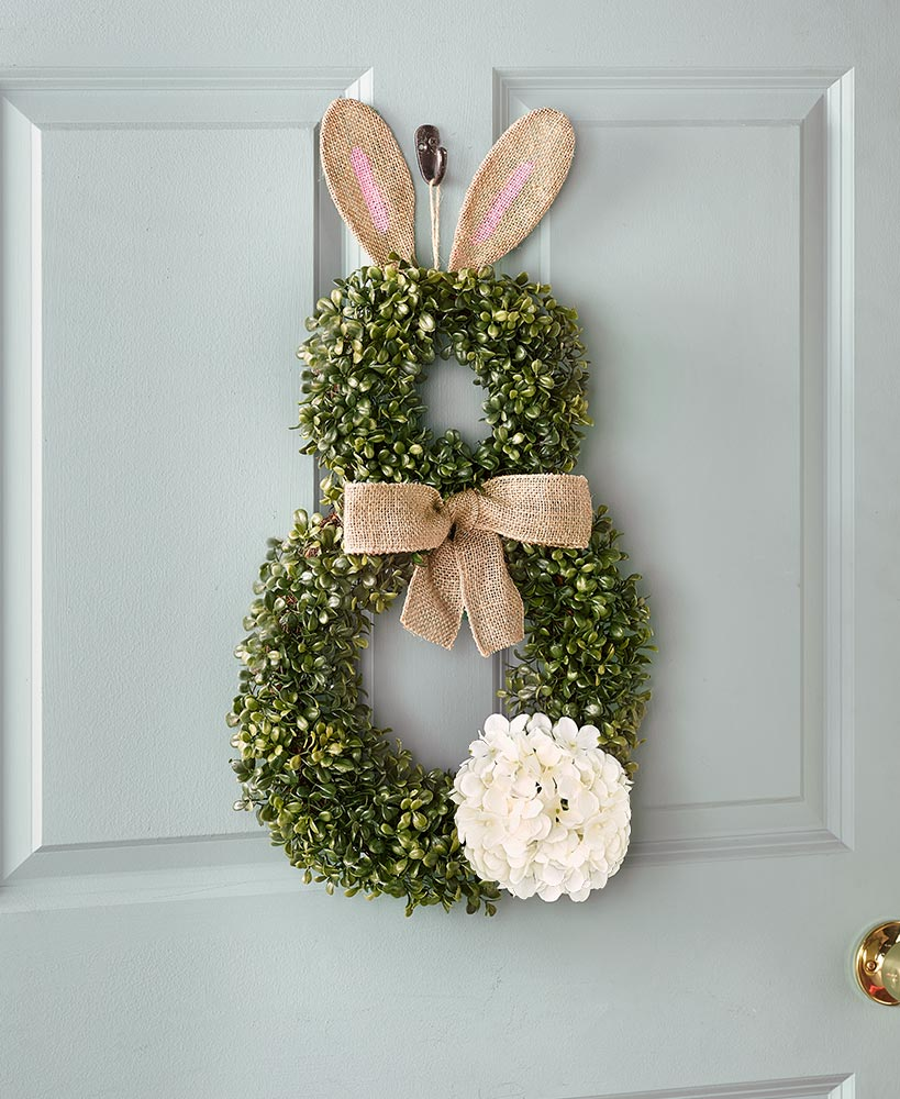 50+ Best Easter Wreaths For Front Door To Transform Your Home