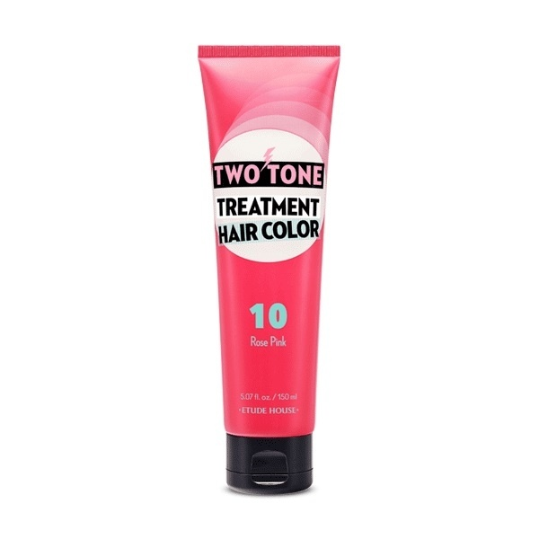 The best cheap products like overtone: Etude House Two Tone Treatment Hair Color