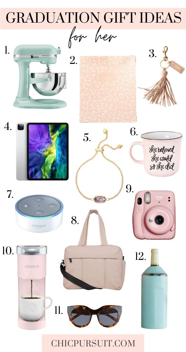 20+ Genius Graduation Gifts For Her That She'll Actually Want