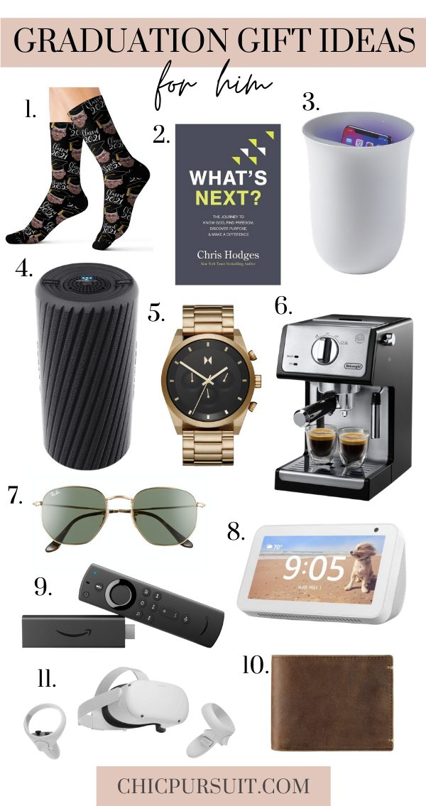 The Best Graduation Gifts For Guys That They'll Actually Want