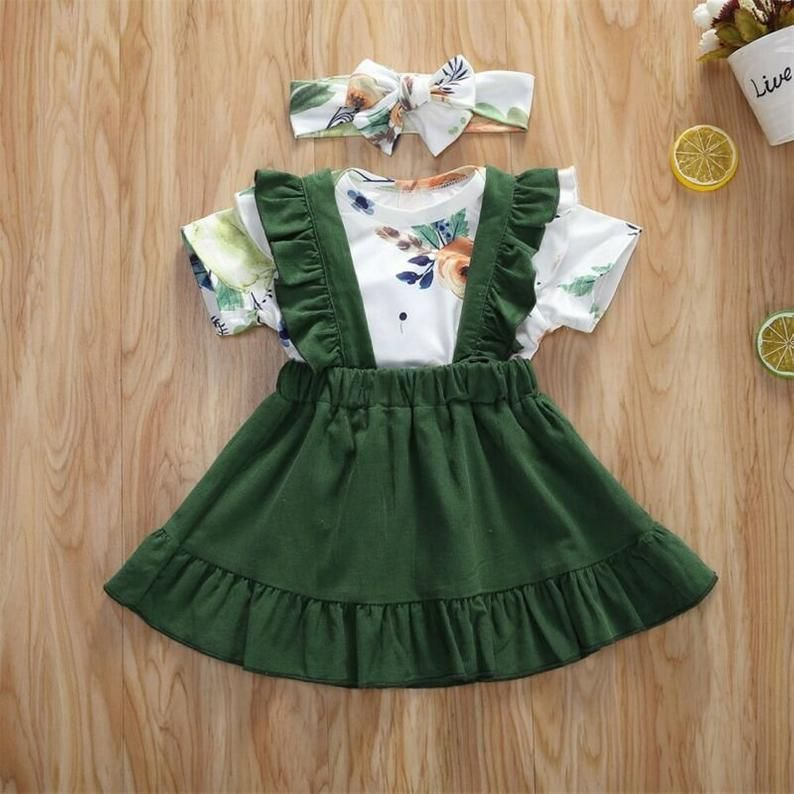 Cute summer dresses for newborns and toddlers