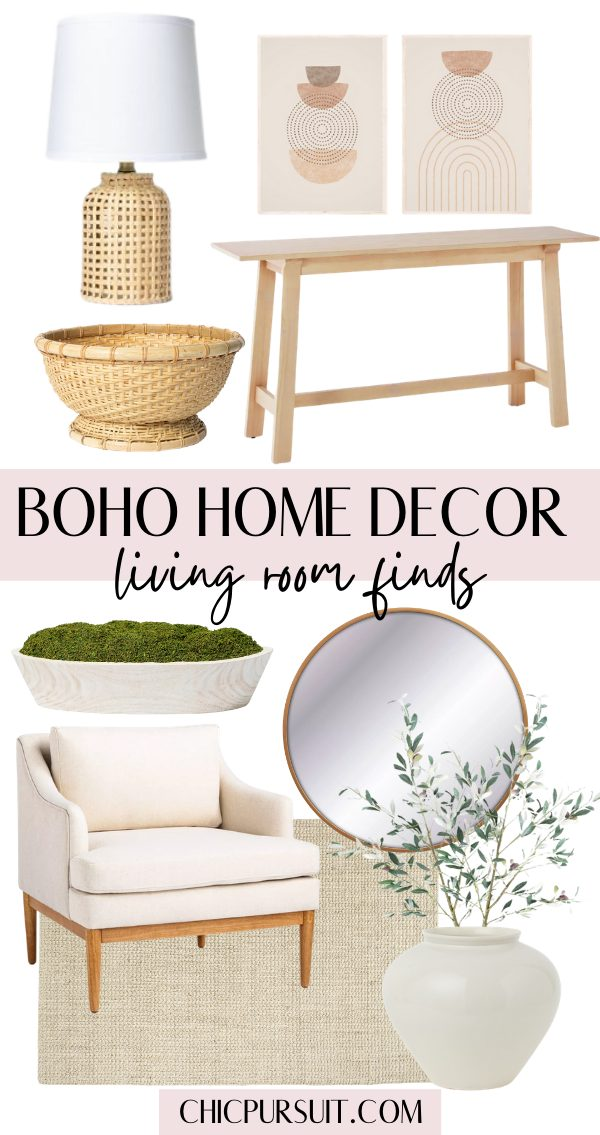The Best Boho Home Decor Ideas To Freshen Up Your Space