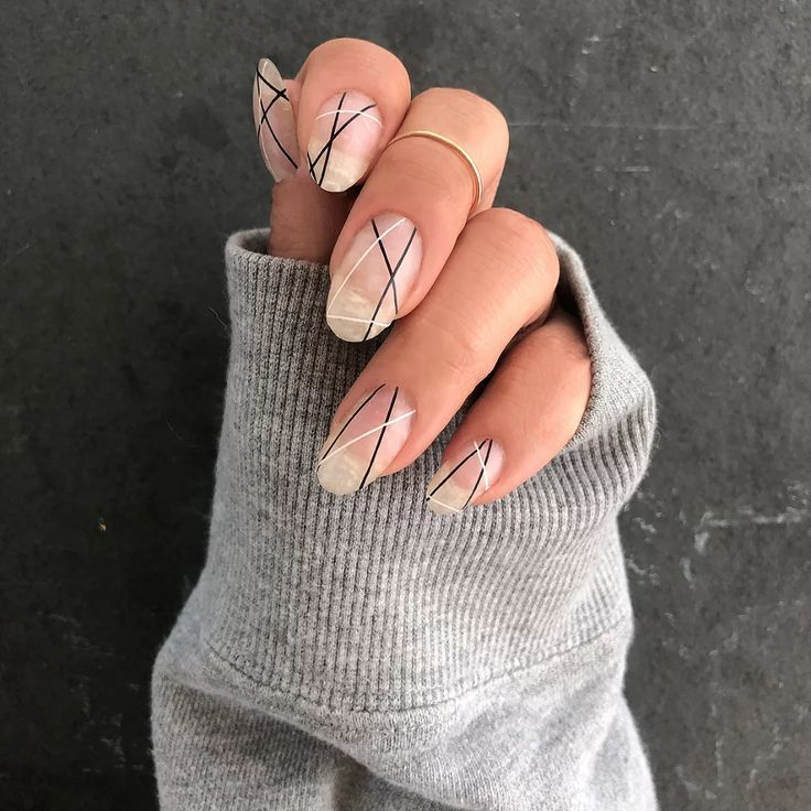 Trendy nail wraps for short nails