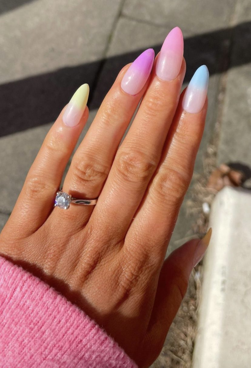 50+ Pretty Pastel Nail Designs That Are Perfect For Spring