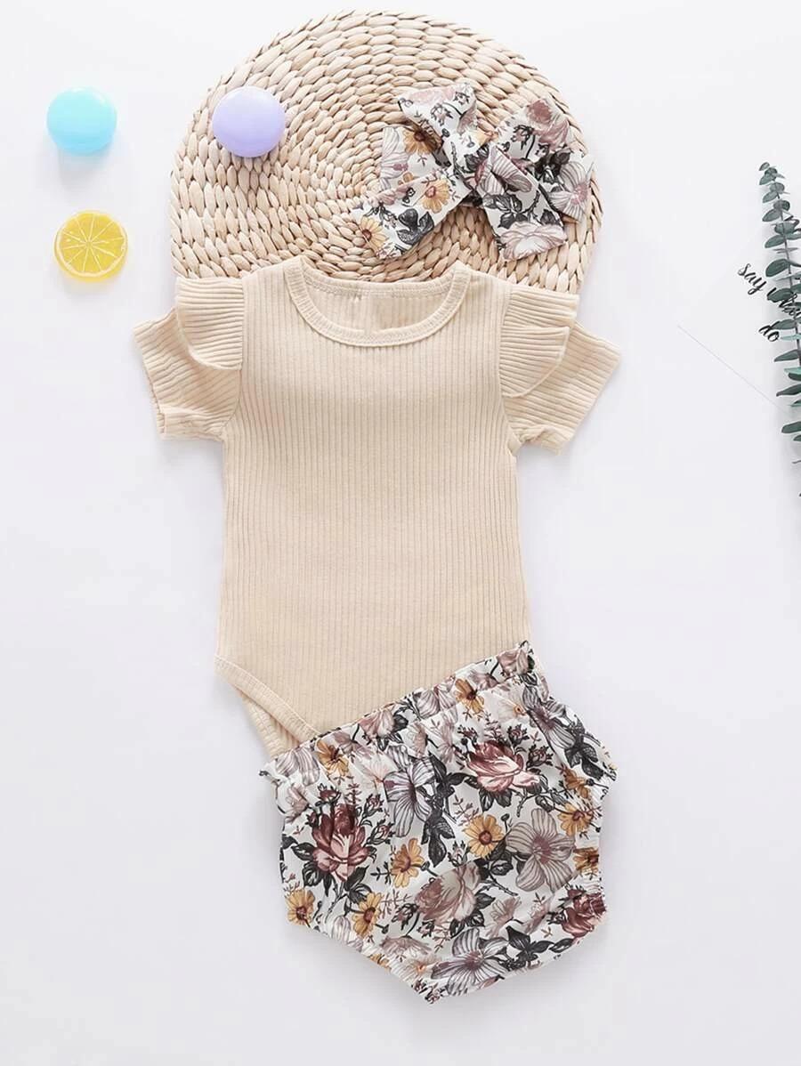 Cute summer outfits for newborns