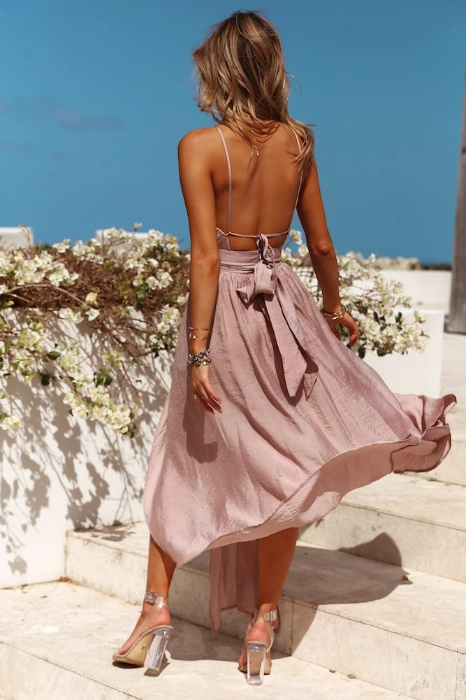 Oink beach dress outfit