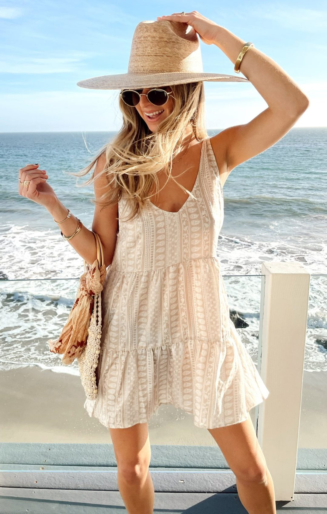 Cute beach dresses and outfits