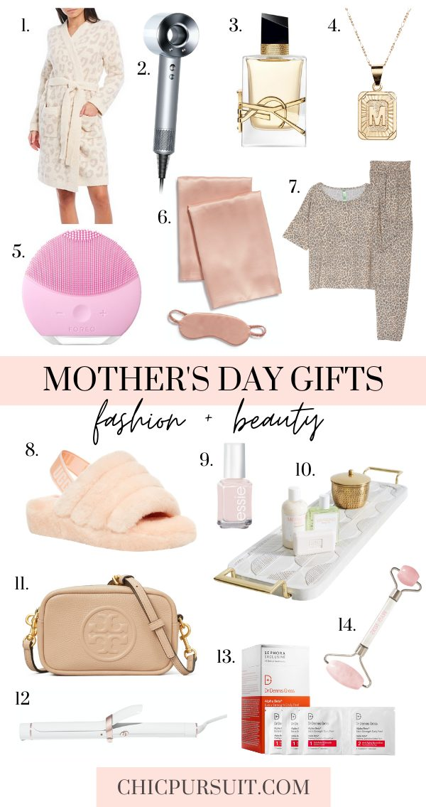 The best Mother's Day fashion and beauty gifts