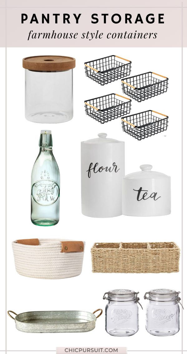 The best affordable pantry organization ideas and pantry storage solutions