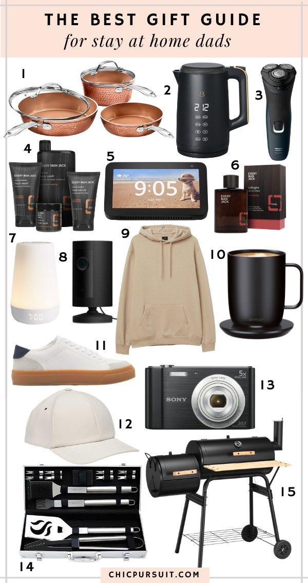 The best affordable gifts for stay at home dads
