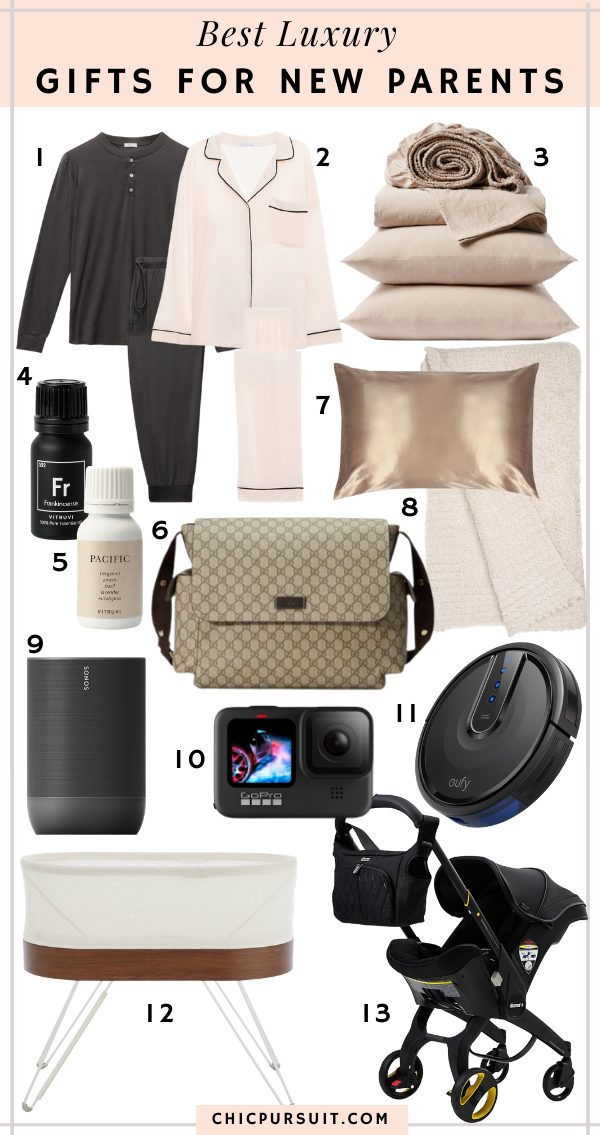 The best luxury gifts for new parents