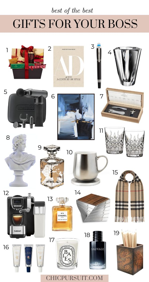 25 Best Expensive Gifts For Your Boss That Are Worth The Money