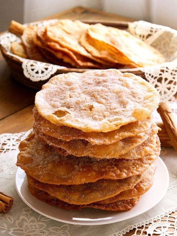 Buñuelos (Mexican Fritters)