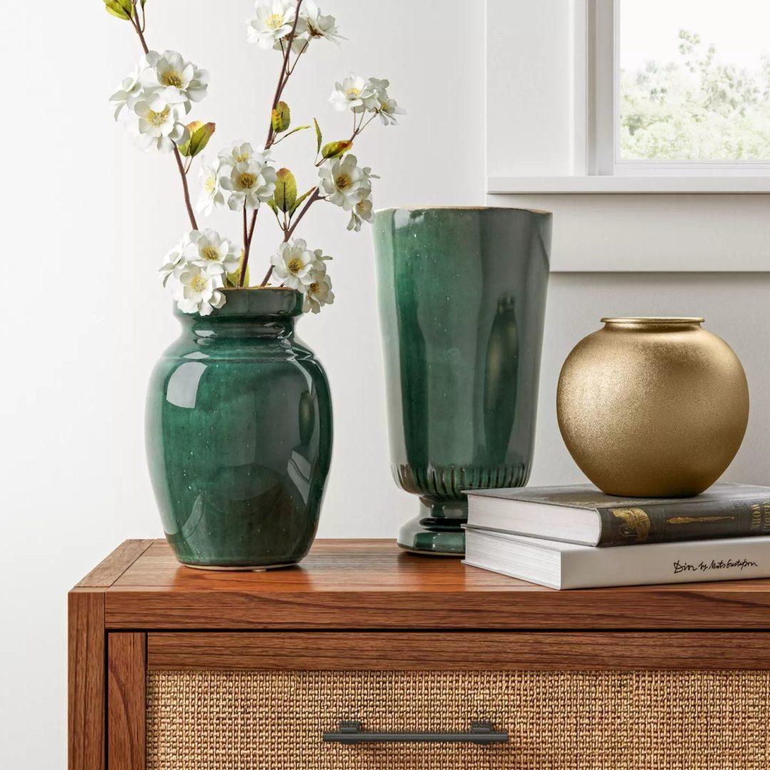 Target home vases