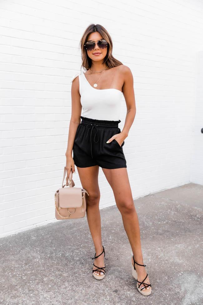 Cute and casual summer outfits with shorts