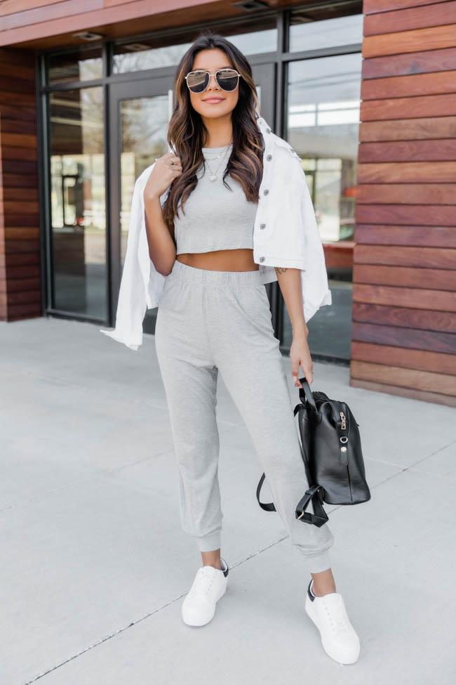 Casual outfits with joggers and sweatpants
