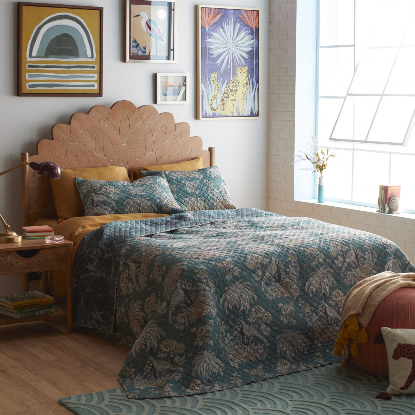 Affordable stores like Anthropologie home: Drew Barrymore Flower Home