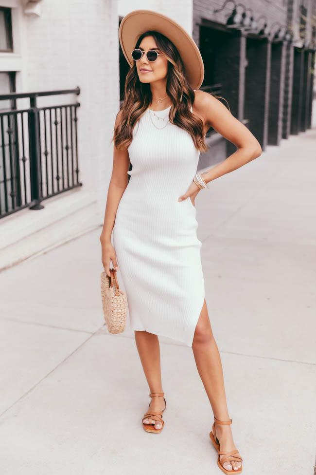 Casual summer outfits with dresses