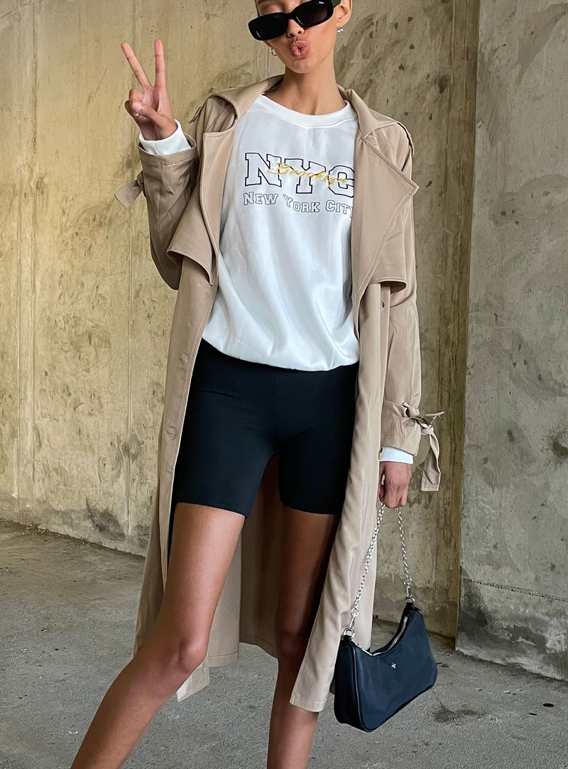 Cute and casual sporty outfits for summer
