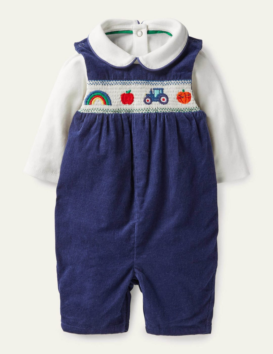 Toddler playsuit for baby boys