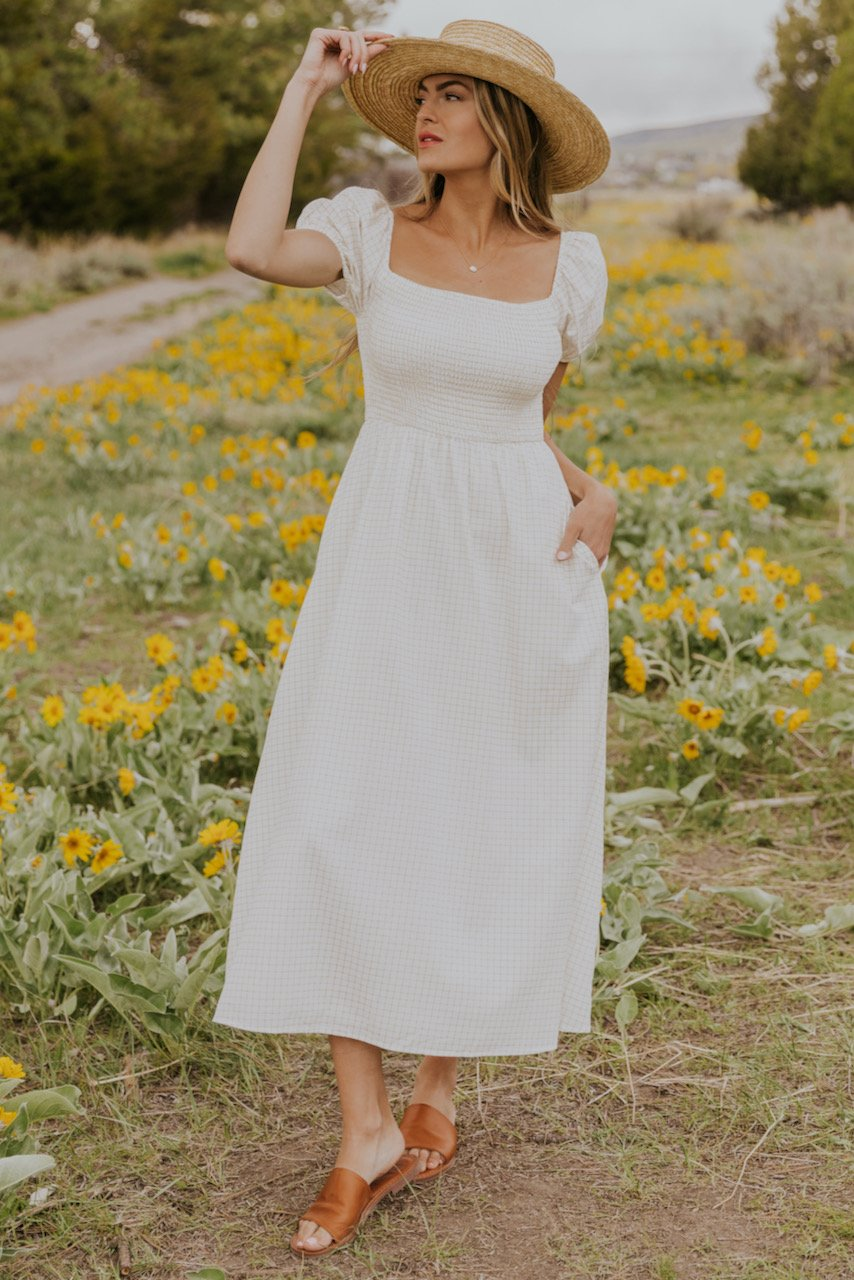The Best White Summer Dresses: Roolee