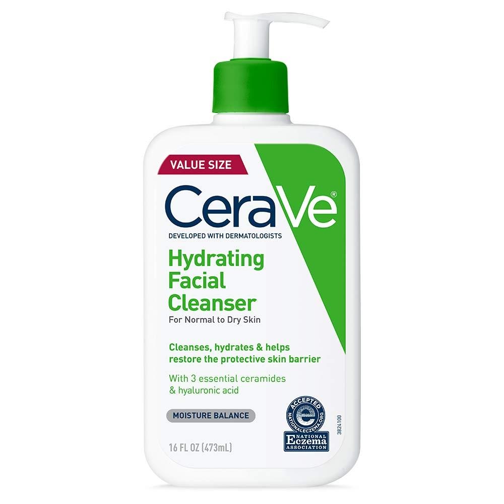CeraVe Vs Cetaphil cleansers