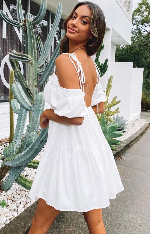 The Best White Summer Dresses: Beginning Boutique