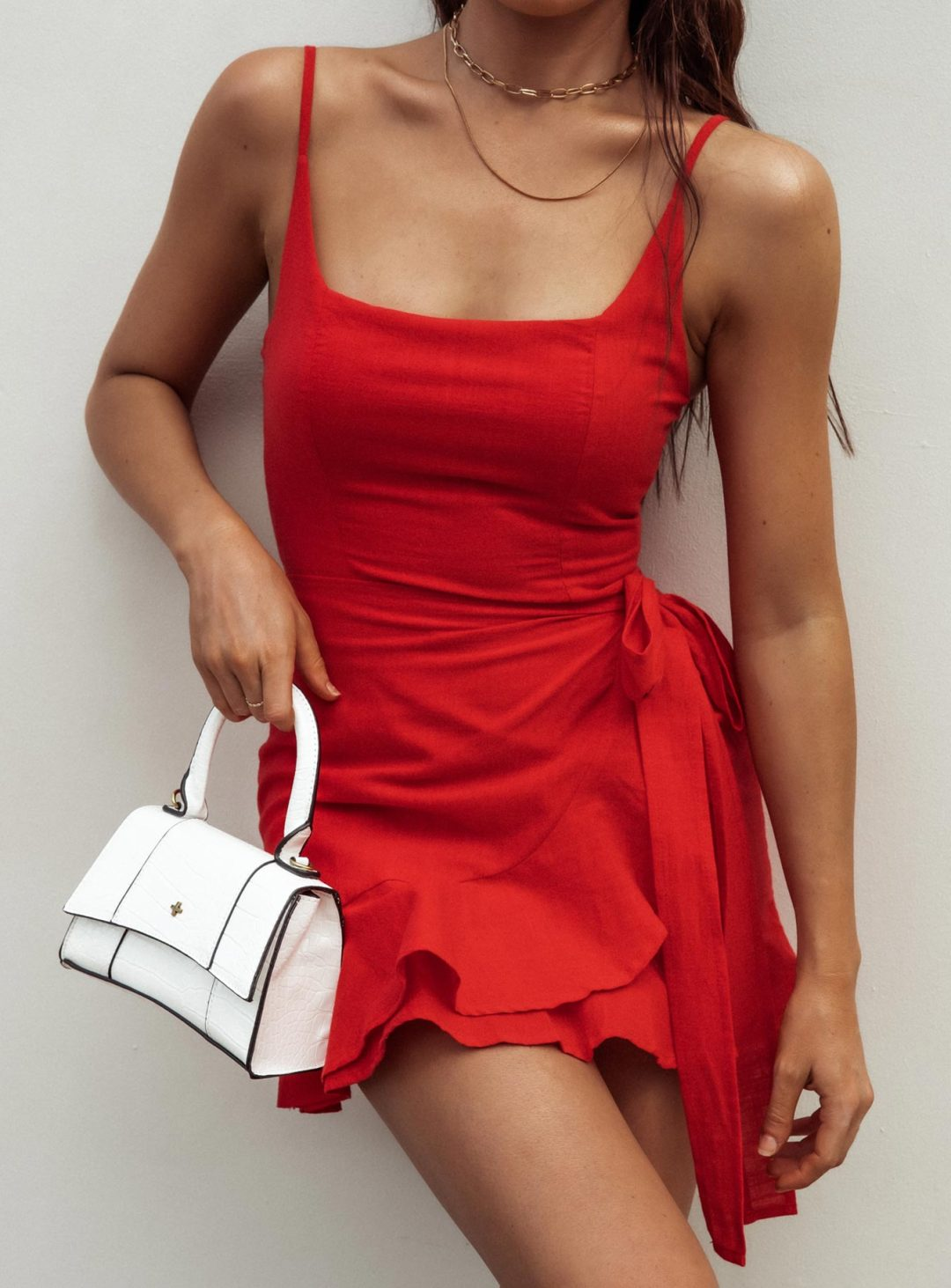 The Best Red Dresses For Date Night: Princess Polly