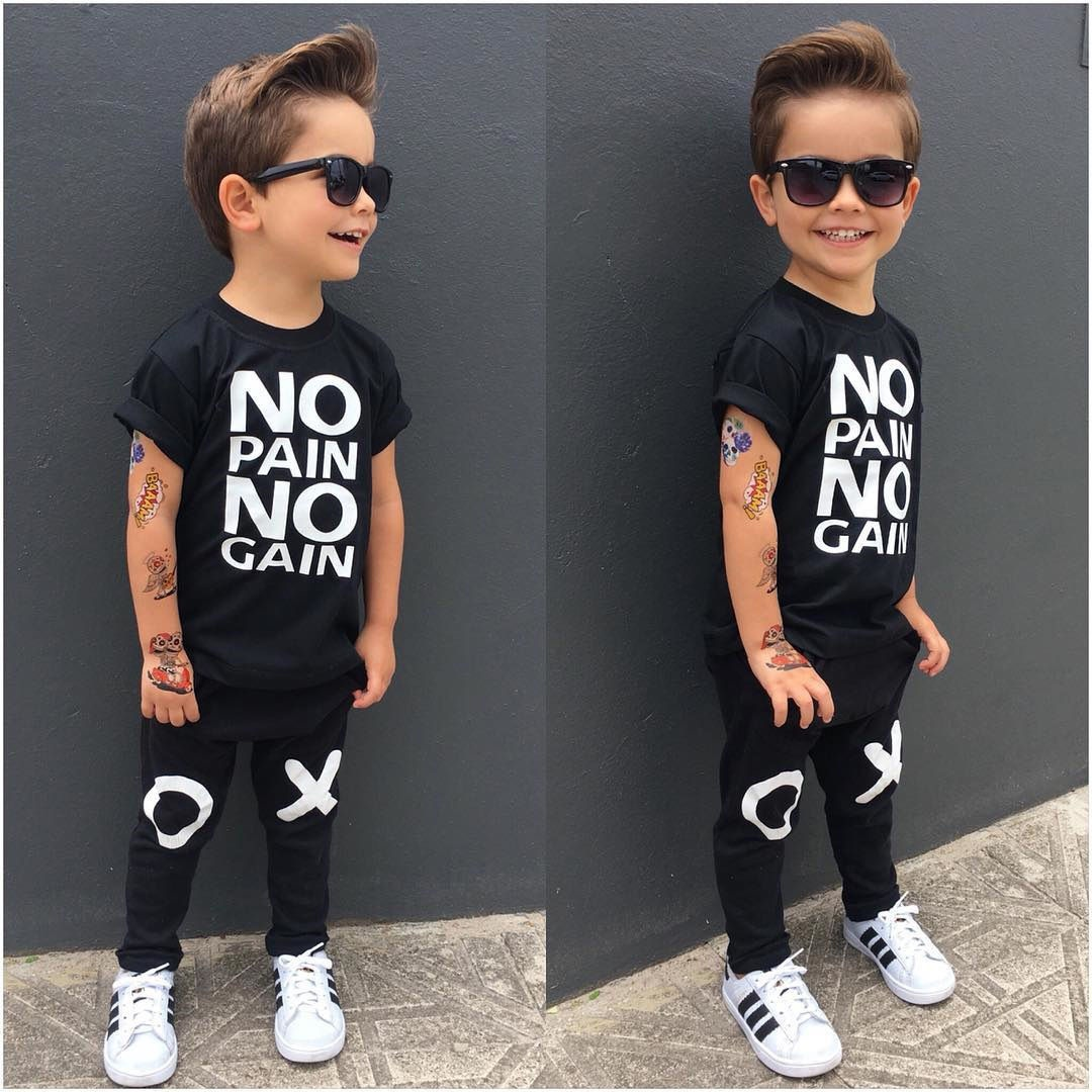 45 Dashing Outfits For Baby Boys To Get For Your Little One