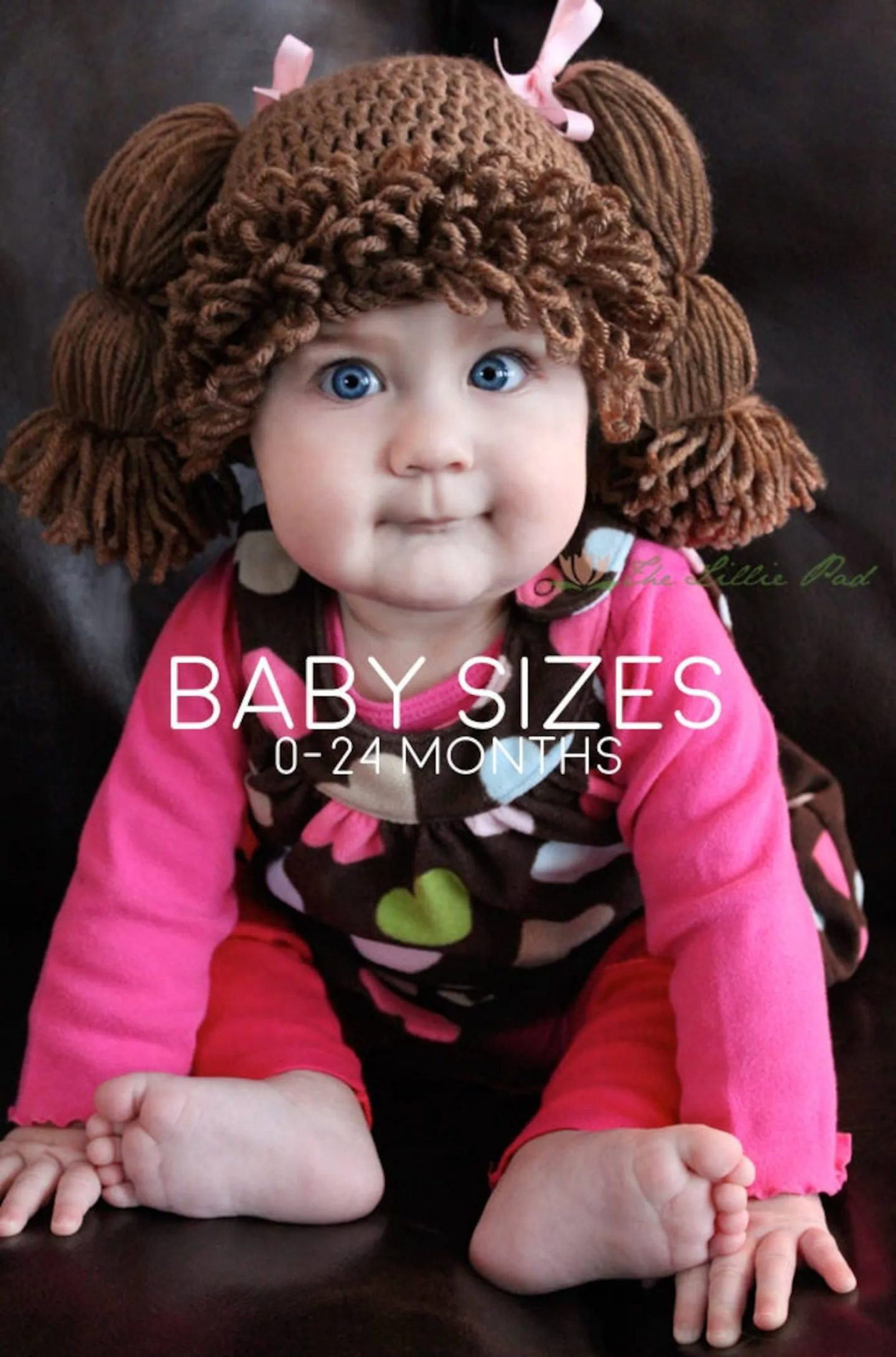 Cabbage patch Halloween costume for toddler girls
