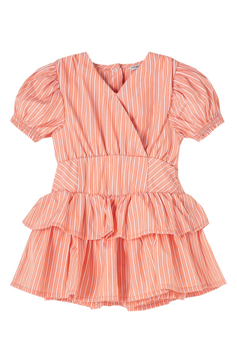 Pink dress for baby girls