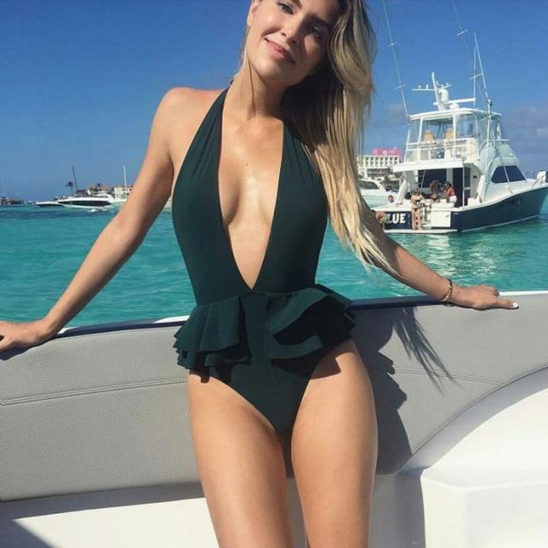 30 Gorgeous Swimsuits To Balance A Long Torso And Short Legs