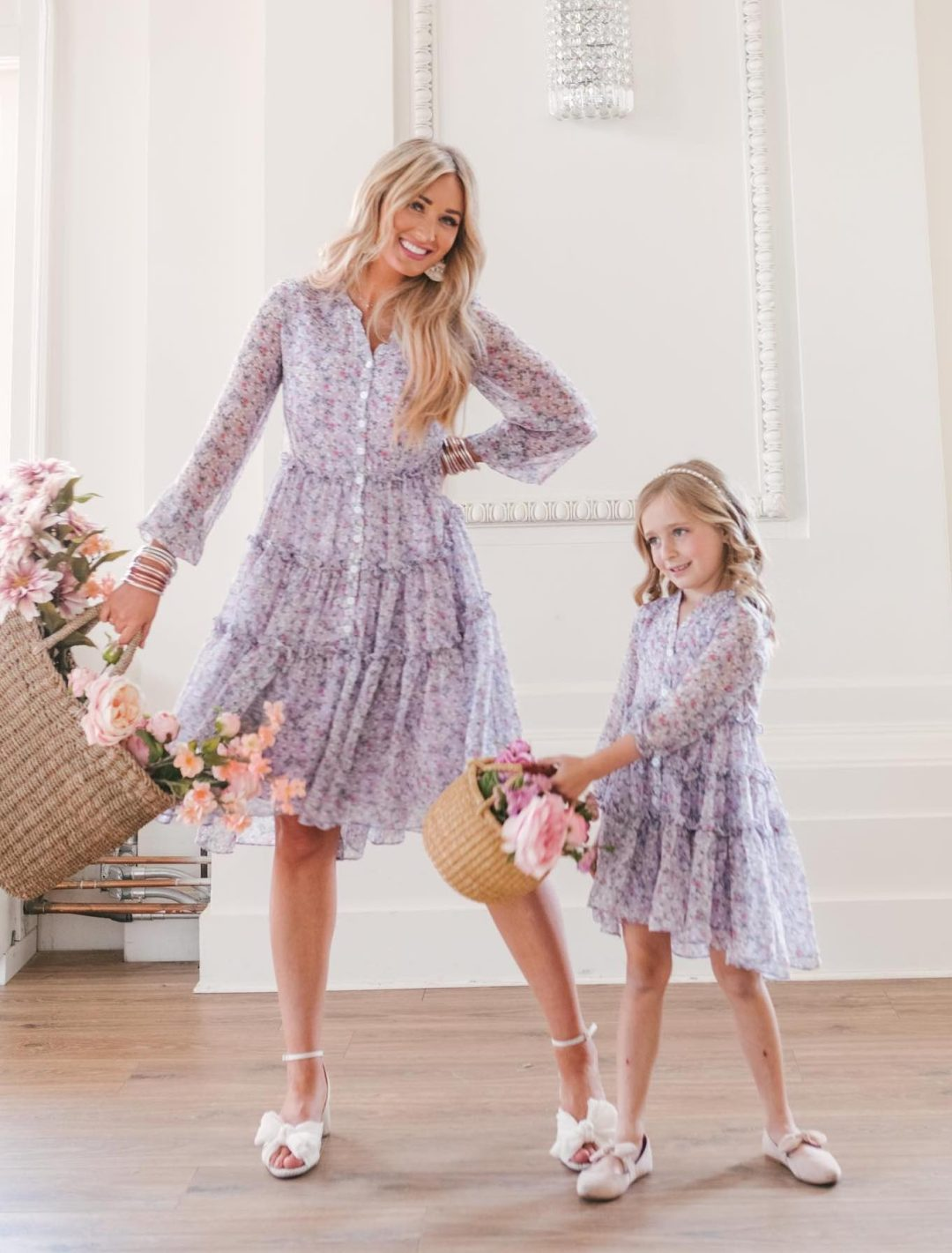 50 Cutest Mommy And Me Outfits To Match With Your Little One