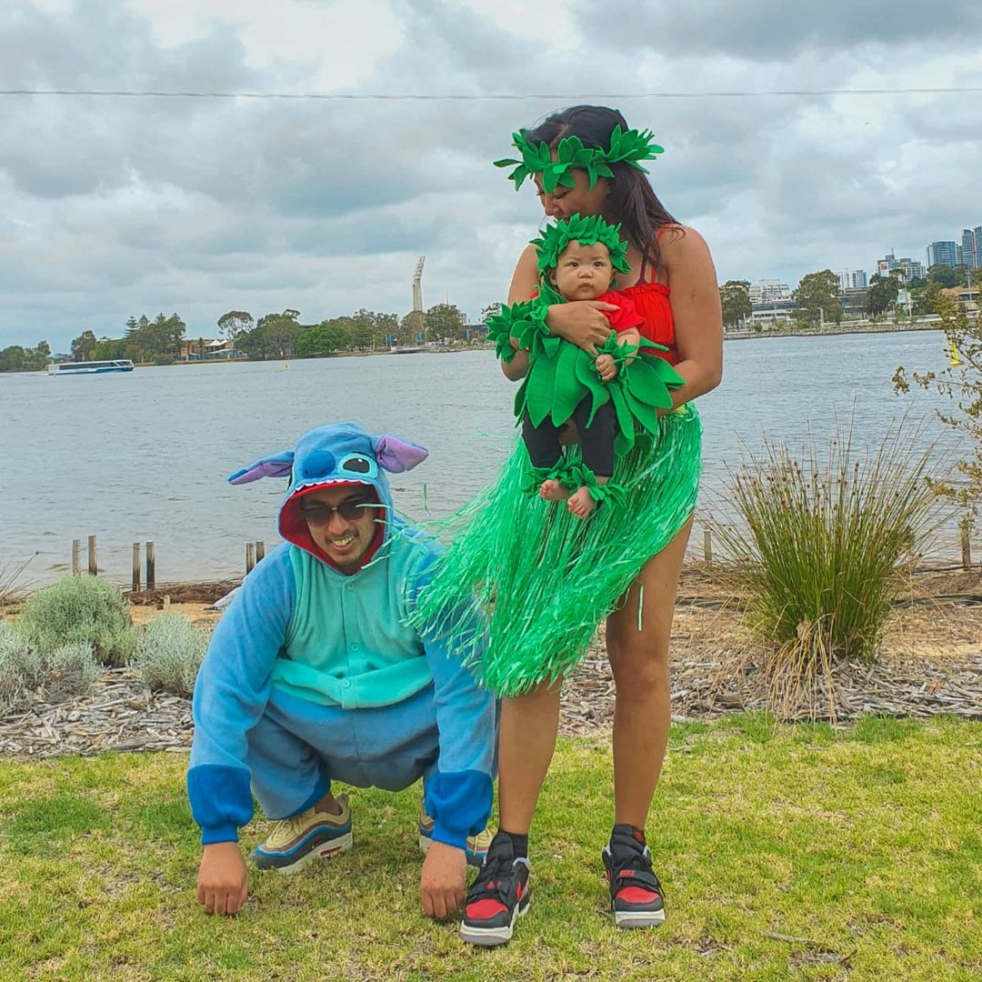 Lilo and Stitch for Best Trio Halloween Costumes
