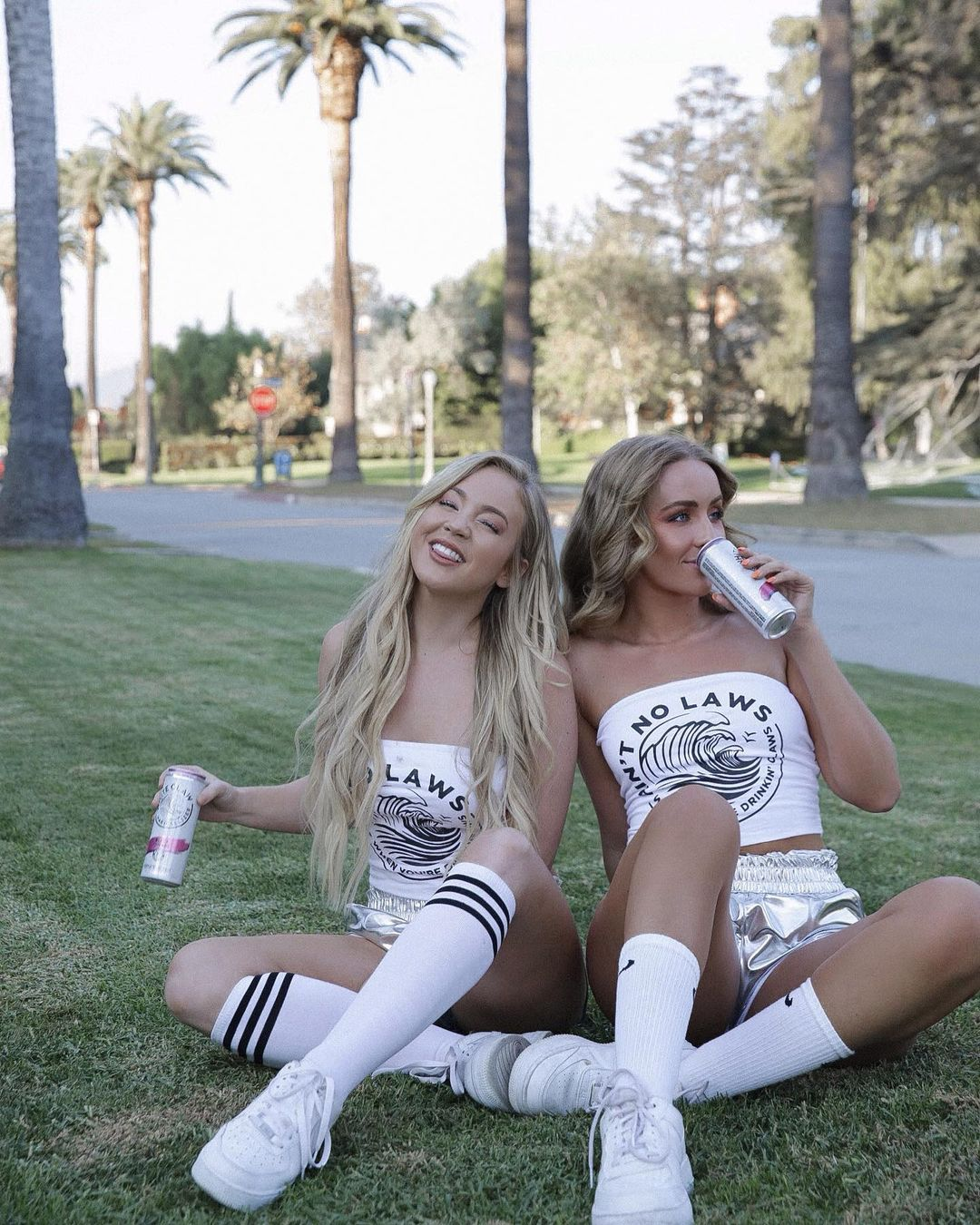 White claw babes for Best Halloween Costumes for Best Friends