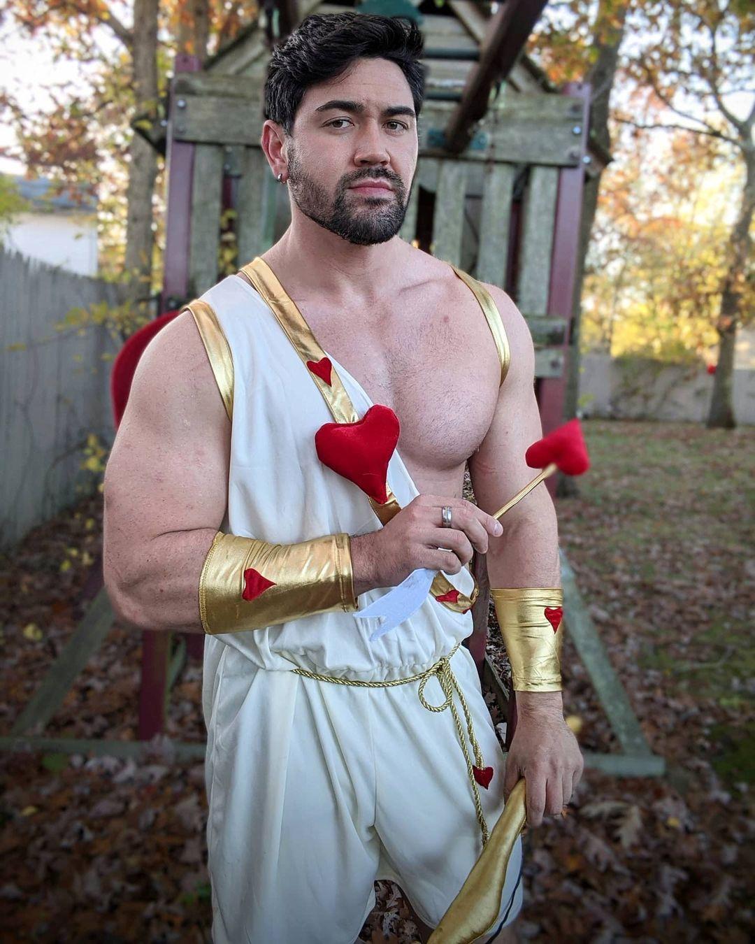 Cupid for Best Halloween Costumes For Men